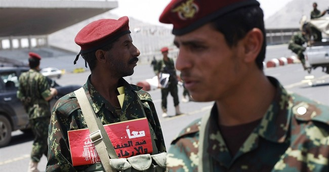 15 militants, 10 soldiers killed in Yemen attack