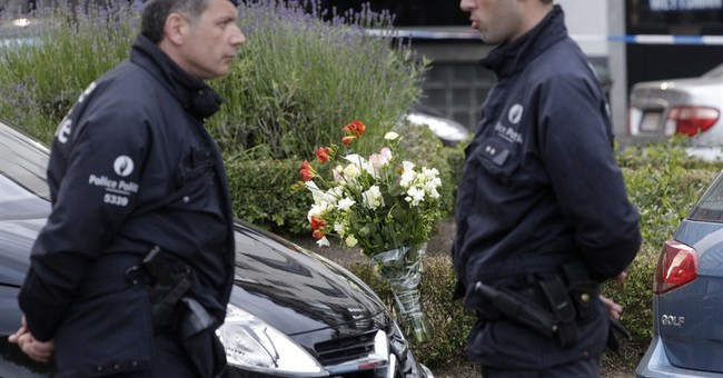 Official: 2 Israelis killed at Brussels museum