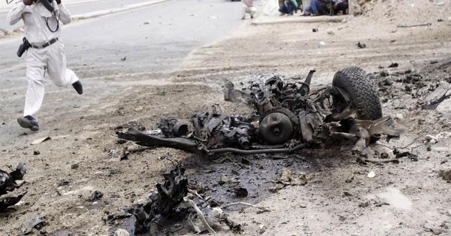 Militants attack parliament building in Somalia