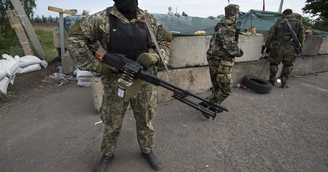 Election under threat in eastern Ukraine