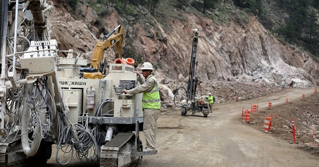 As deep snow melts, Colorado wary of another flood