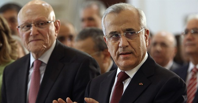 Lebanese president urges leaders to name successor
