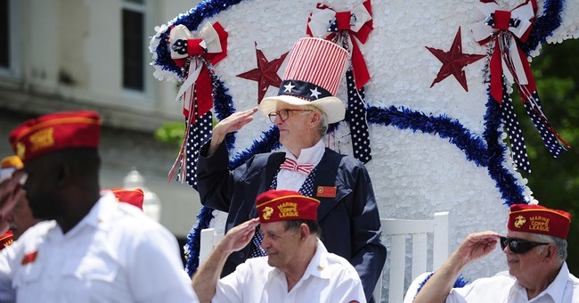 US honors veterans over Memorial Day weekend