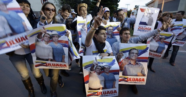 Correction: Colombia-Election story