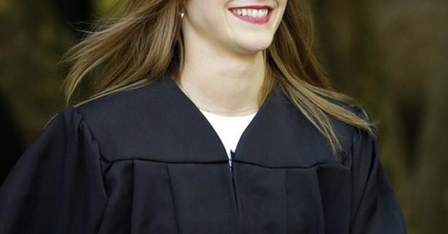 Emma Watson graduates from Brown University