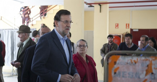 Leftist parties slam Spain's political status quo