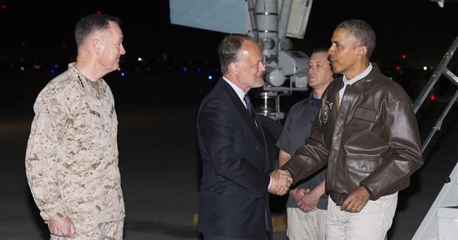 A snapshot of US troop commitment in Afghanistan