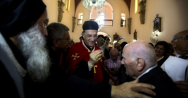 Cardinal is first top Lebanese cleric in Israel