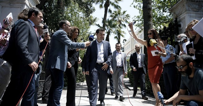 Greece: Anti-bailout party demands early election