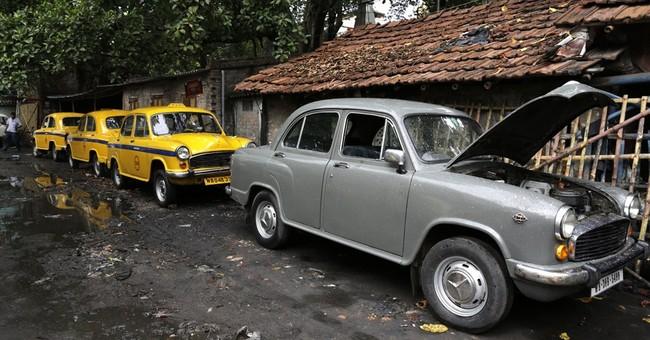 India's oldest car factory shelves elite sedan