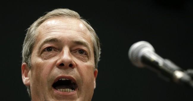 Euroskeptic win in EU polls shakes up UK politics