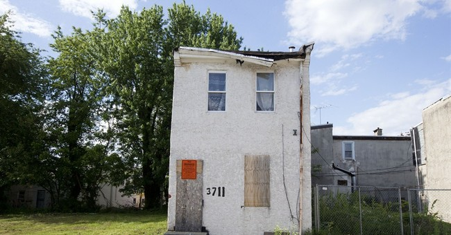 Funeral to be held for decrepit Philadelphia home