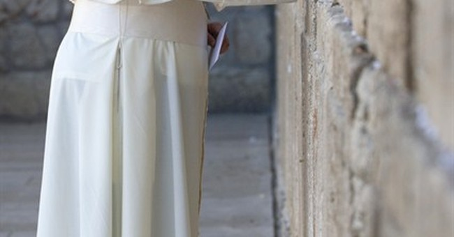 Some highlights from Pope Francis' Holy Land visit