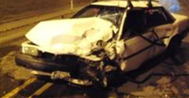 Man holding breath in Oregon tunnel causes crash