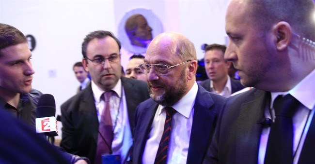 After Euroskeptic rise, EU leaders step into fray