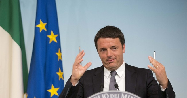 Renzi boosted by European vote