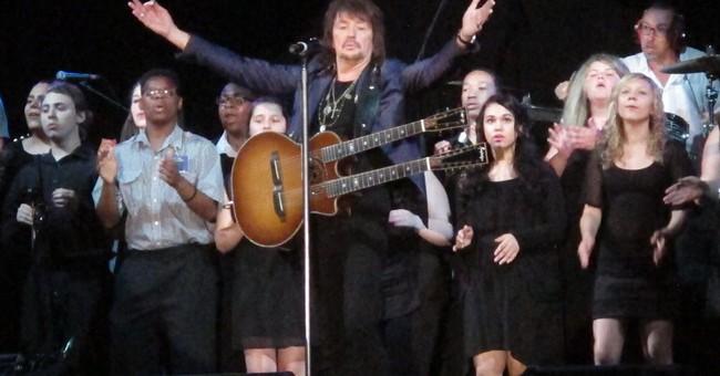 Bon Jovi guitarist hopes new song helps addicts
