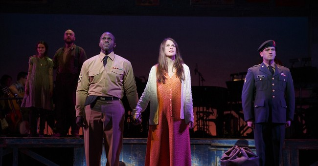 A busy afternoon with Joshua Henry, Tony nominee