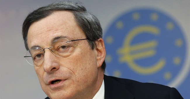 ECB chief notes risk of low inflation