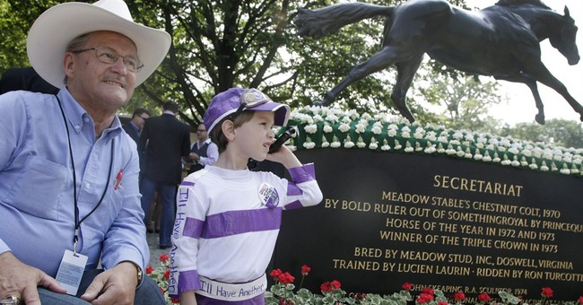 Past Triple Crown winners ready for new champ