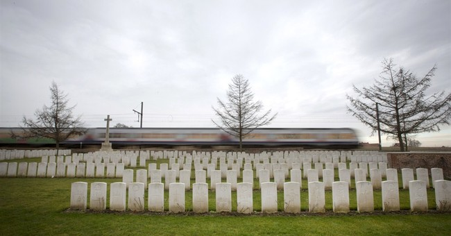 World War I and the poppies of Flanders Fields