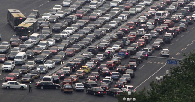 China to take 6 million older vehicles off roads