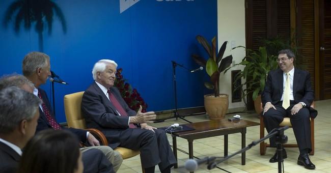 Senator criticizes Chamber of Commerce's Cuba trip