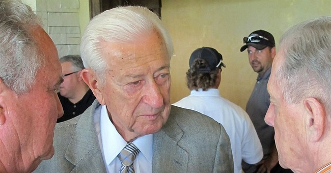91-year-old Rep. Hall ousted in Texas GOP primary