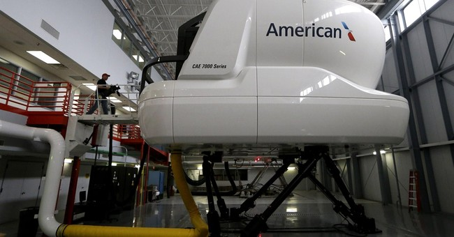 Dreamliner set to land at American Airlines
