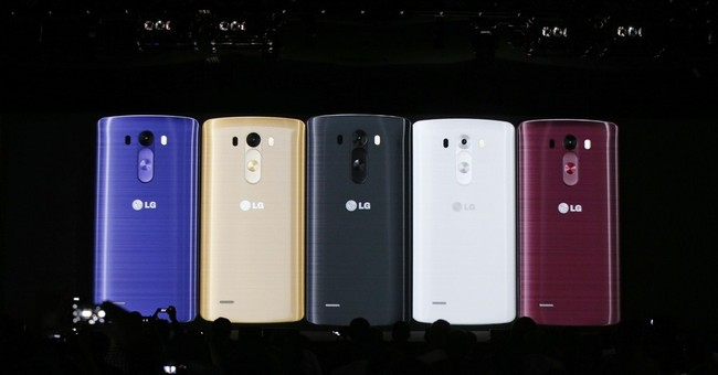 LG emphasizes simplicity in new G3 smartphone