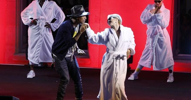 Pharrell: 'Happy' Iranians should be free to dance