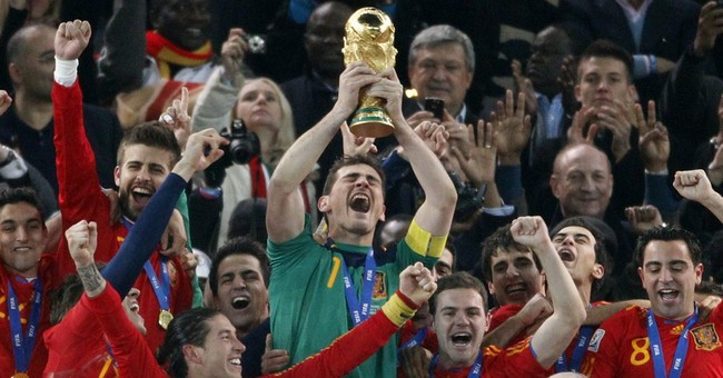 Lifting World Cup can boost country's stock market