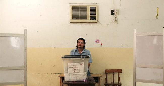 Analysis: In Egypt, a pyrrhic landslide victory