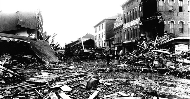 Johnstown flood's legacy lives on 125 years later