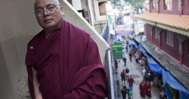 Tibetan monk escapes after criticizing Beijing