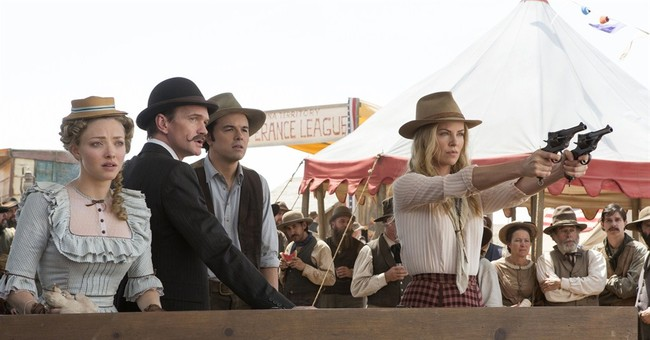 Review: 'Million Ways' is Seth's take on Western