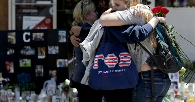 Students return to class after California rampage