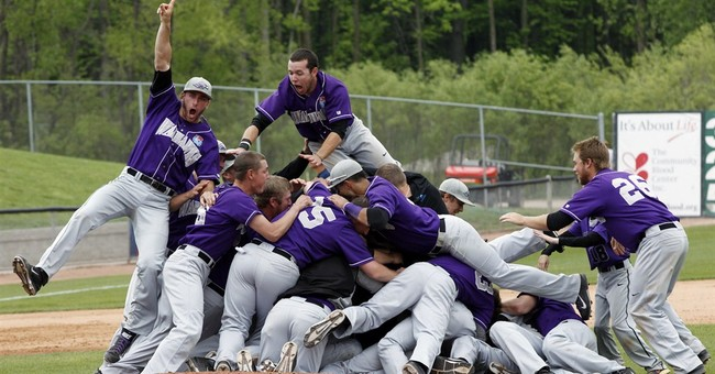 Wisconsin school makes history with baseball title