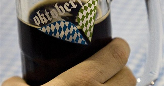 Octoberfest without beer? Maybe in Utah