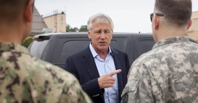Hagel: Afghan anti-terror planning still underway
