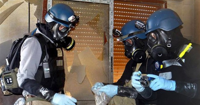 OPCW-UN fact-finding mission was ambushed