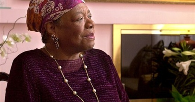 10 Things to Remember about Author Maya Angelou