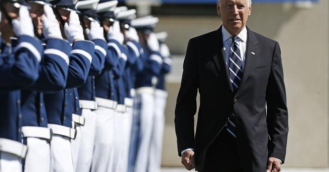 Biden: Changing world needs new officer skills