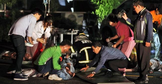Fire kills 21 at SKorean hospital for elderly
