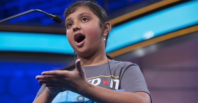 Letters and laughs at the National Spellers Bee