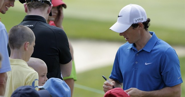 Too soon to say if McIlroy will go public again