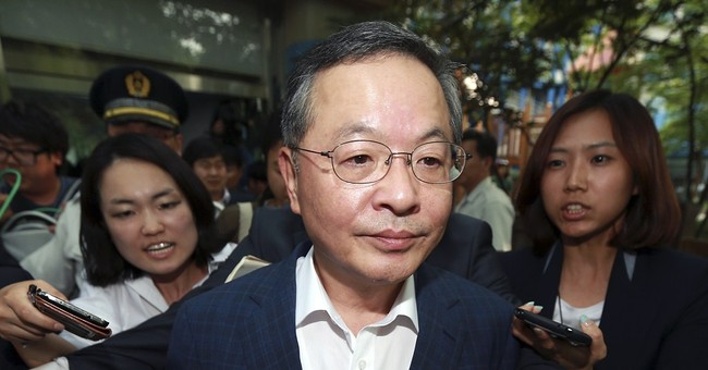 South Korea's prime minister nominee withdraws