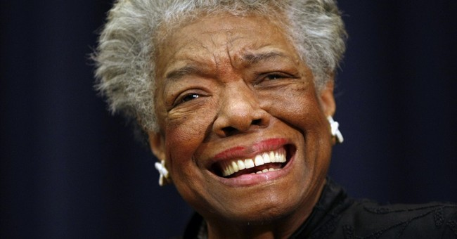 Maya Angelou, the nation's wise woman
