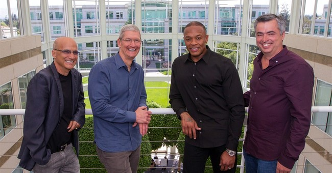 Music industry optimistic about Apple-Beats deal