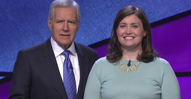 Julia Collins extends 'Jeopardy!' winning streak
